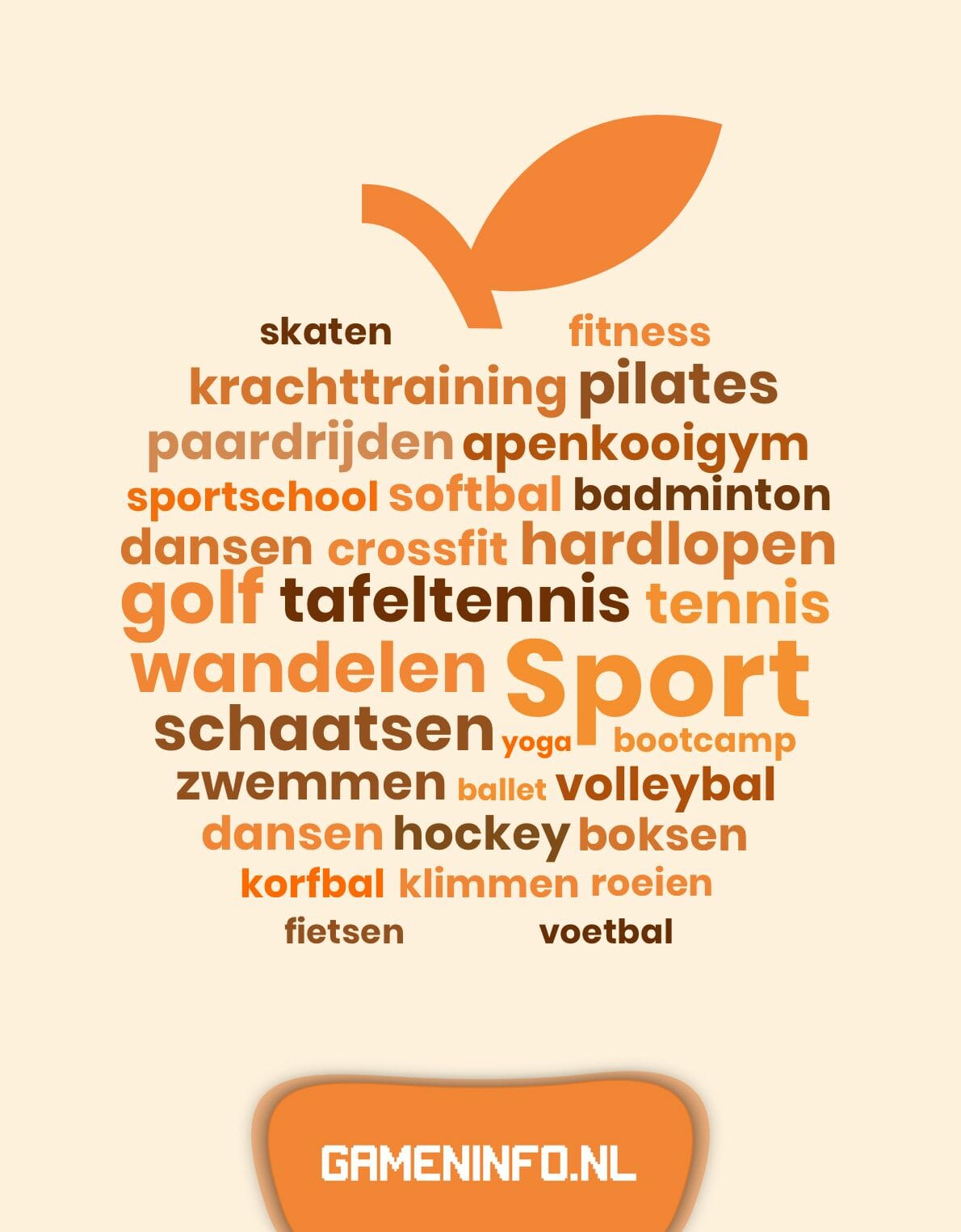 Alternatieve activiteiten: sport